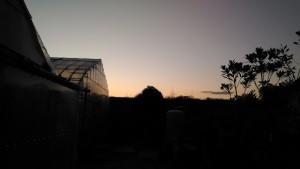 hojyou sunset
